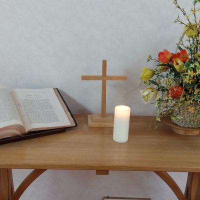 Chirch communion table widescreen