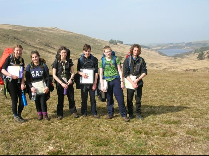 D of E Expedition Welsh Hills 1