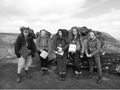 DofE silver group May 2015