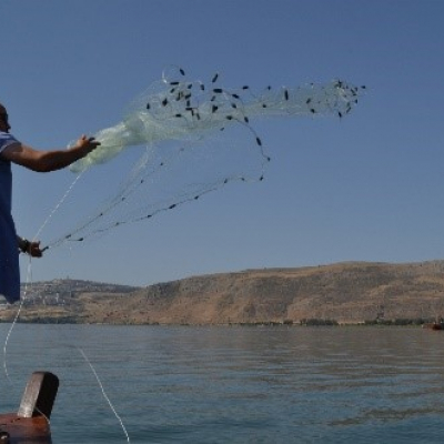 galilee fisherman