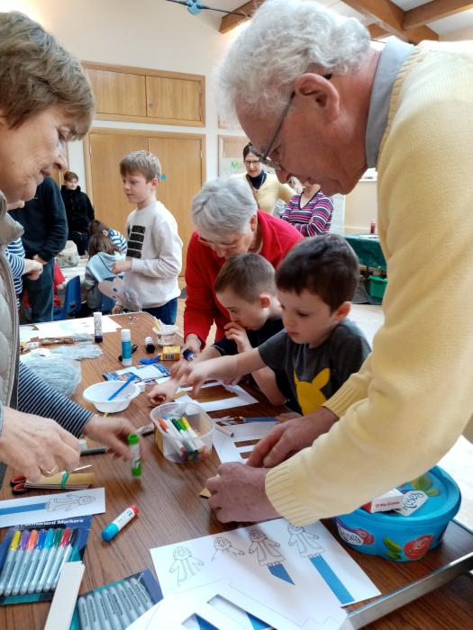 messy church jan 2