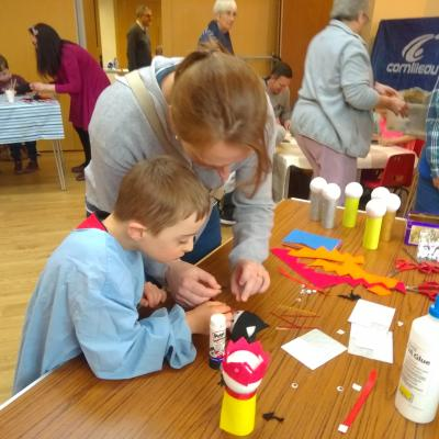 Messy Church Jan 2019 Pic