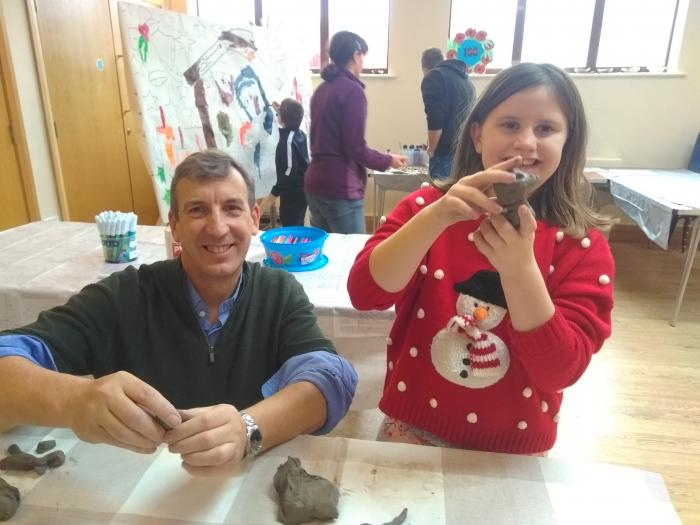 Messy Church Pic Dec 18